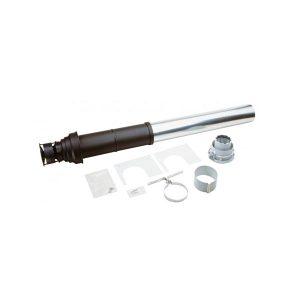 171 bosch 5000 w vertical flue kit and accessories