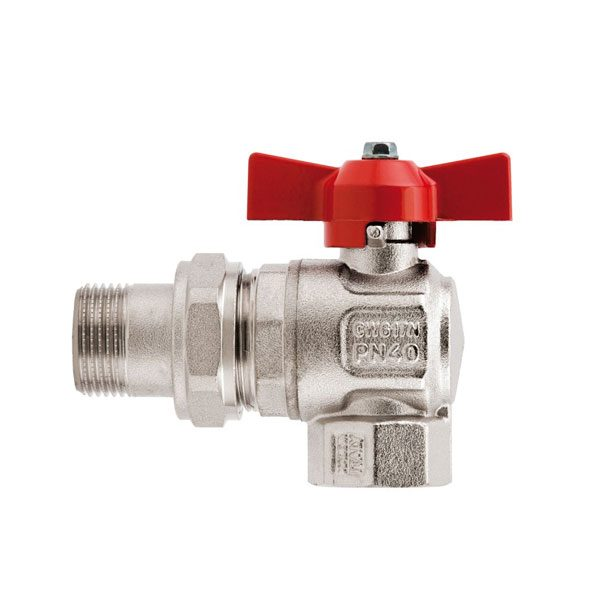 3 Itap angle ball valve full flow for manifold