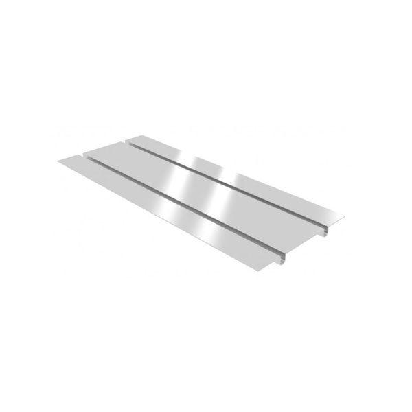 62 tia aluminium heat transfer plate double channel