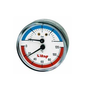 9 itap thermometer pressure gauge
