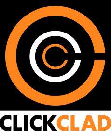 clickclad logo