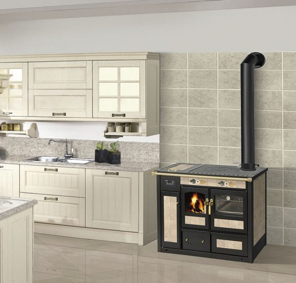 k top cooker wood boiler